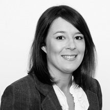Claire Crawshaw, provides IT & other communications support